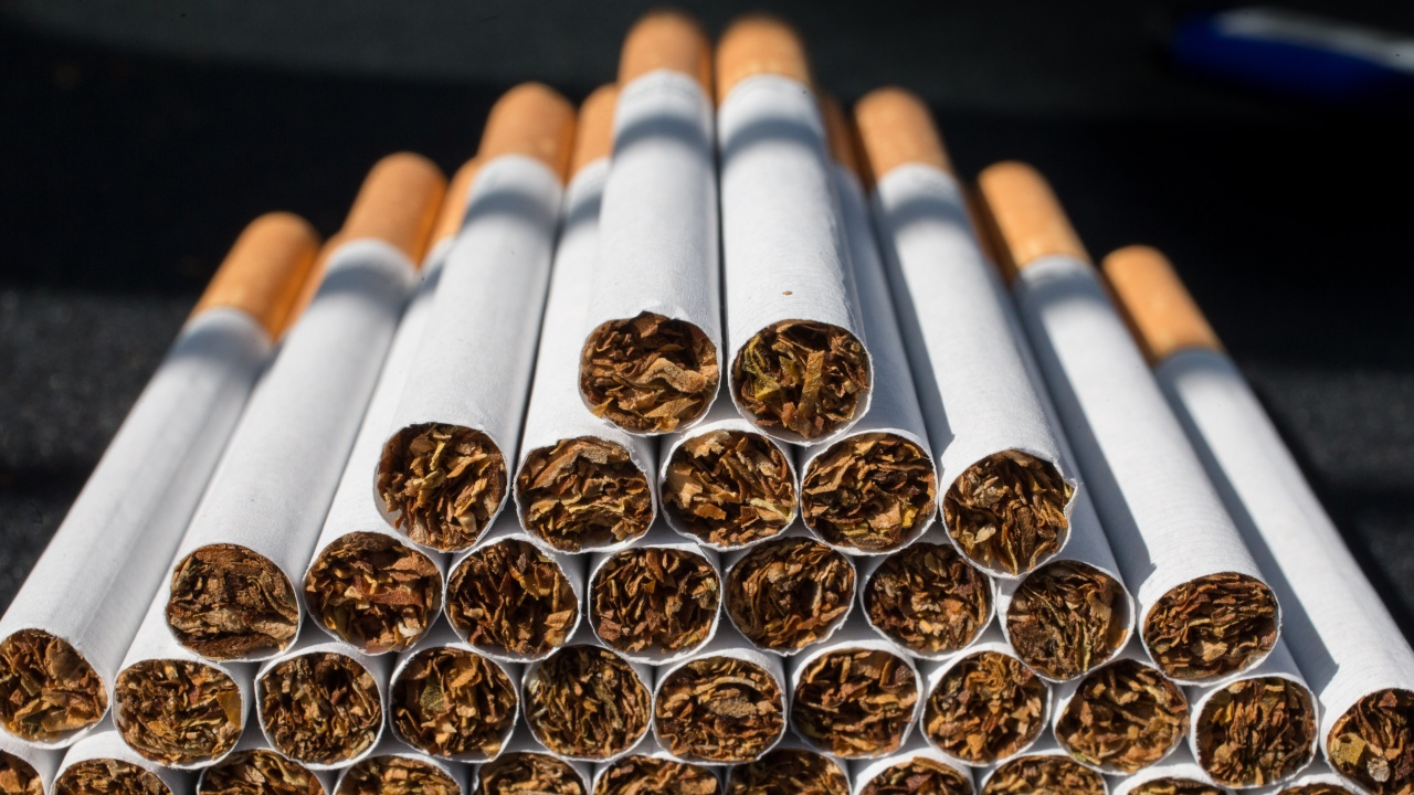 Във Видин полицаи задържаха двама криминално проявени, пренасяли 1000 кутии контрабандни цигари