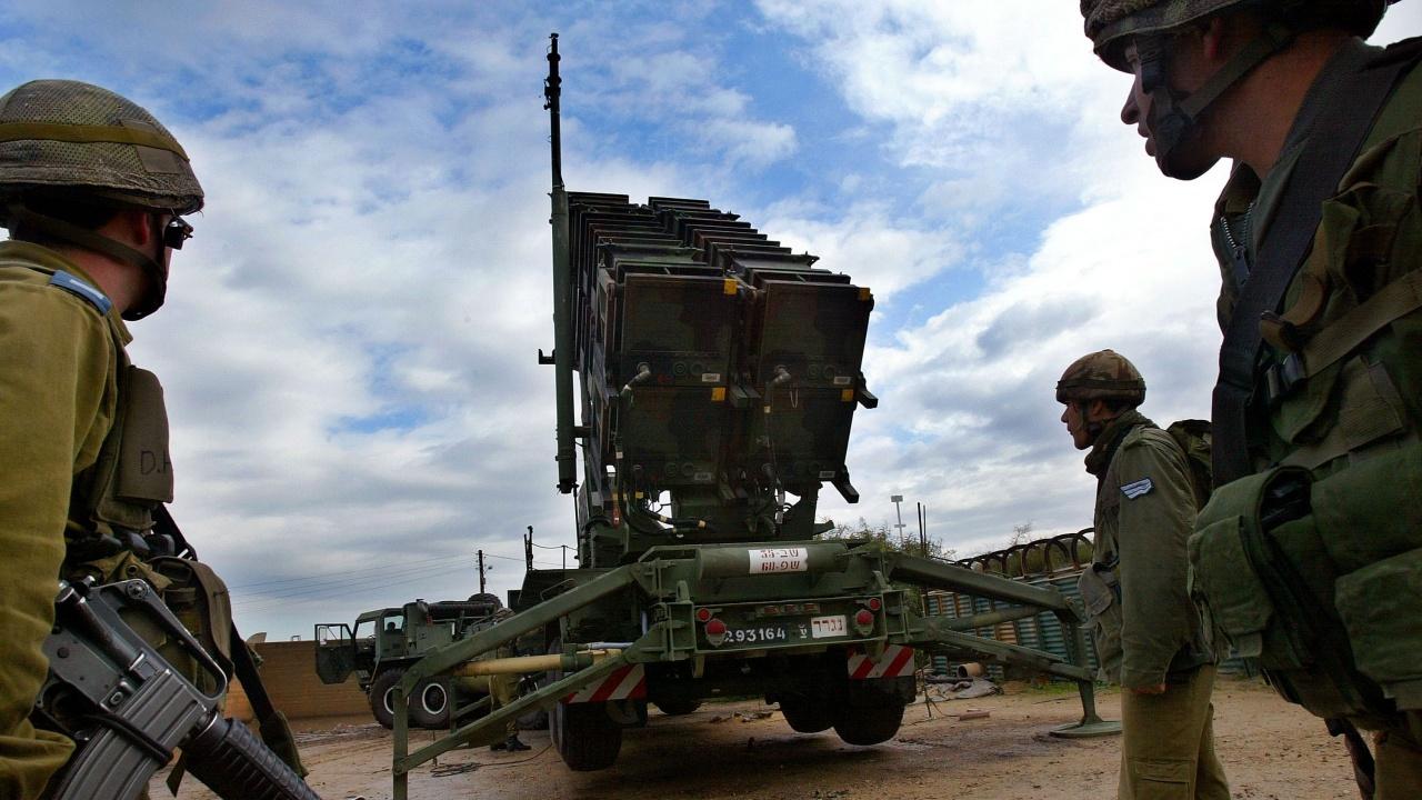 В Русия проведоха изпитания на зенитно-ракетния комплекс С-500