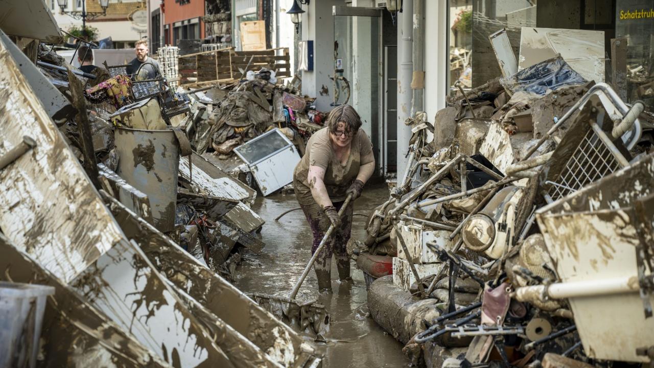 Бавария предоставя 50 милиона евро пряка помощ за пострадалите от наводненията