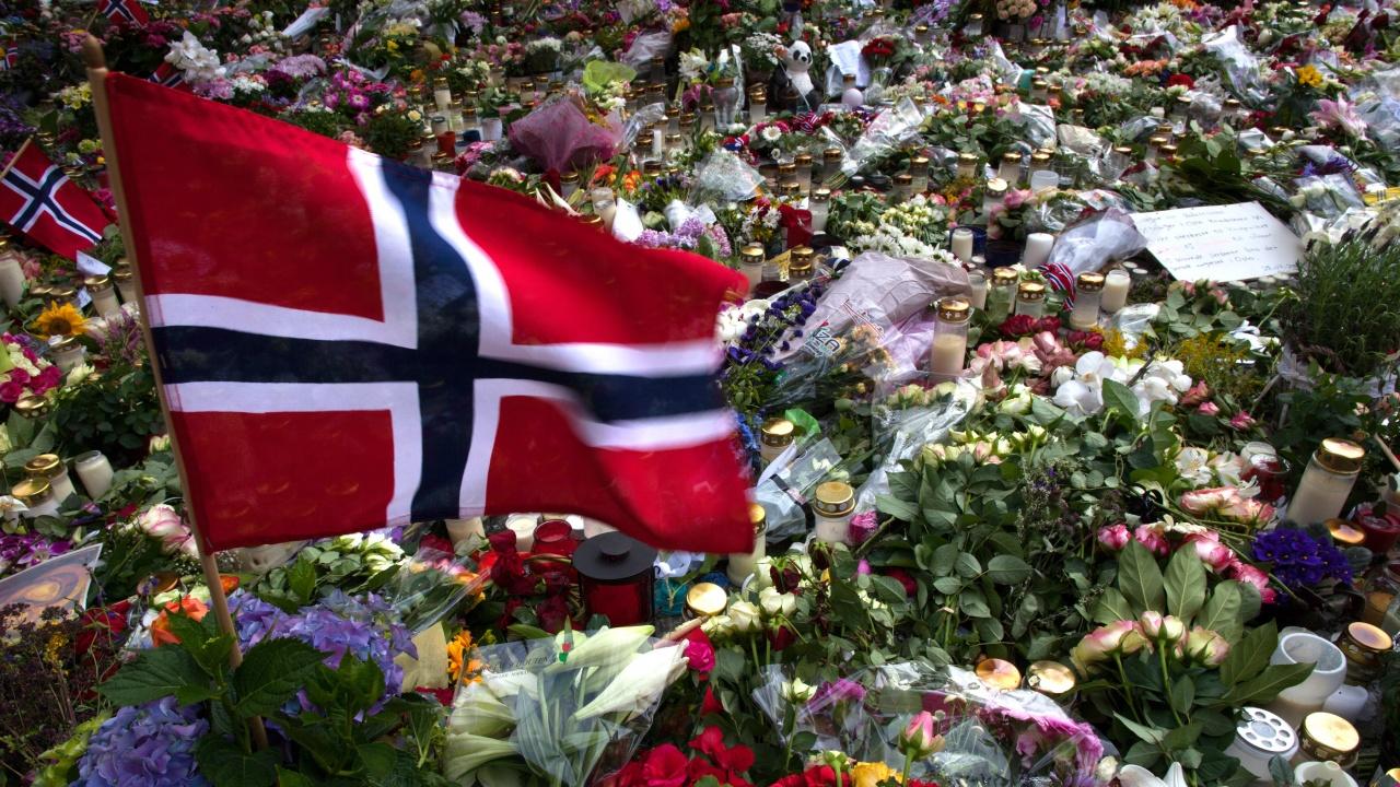 10 г. от най-кървавата атака в Норвегия след Втората световна война