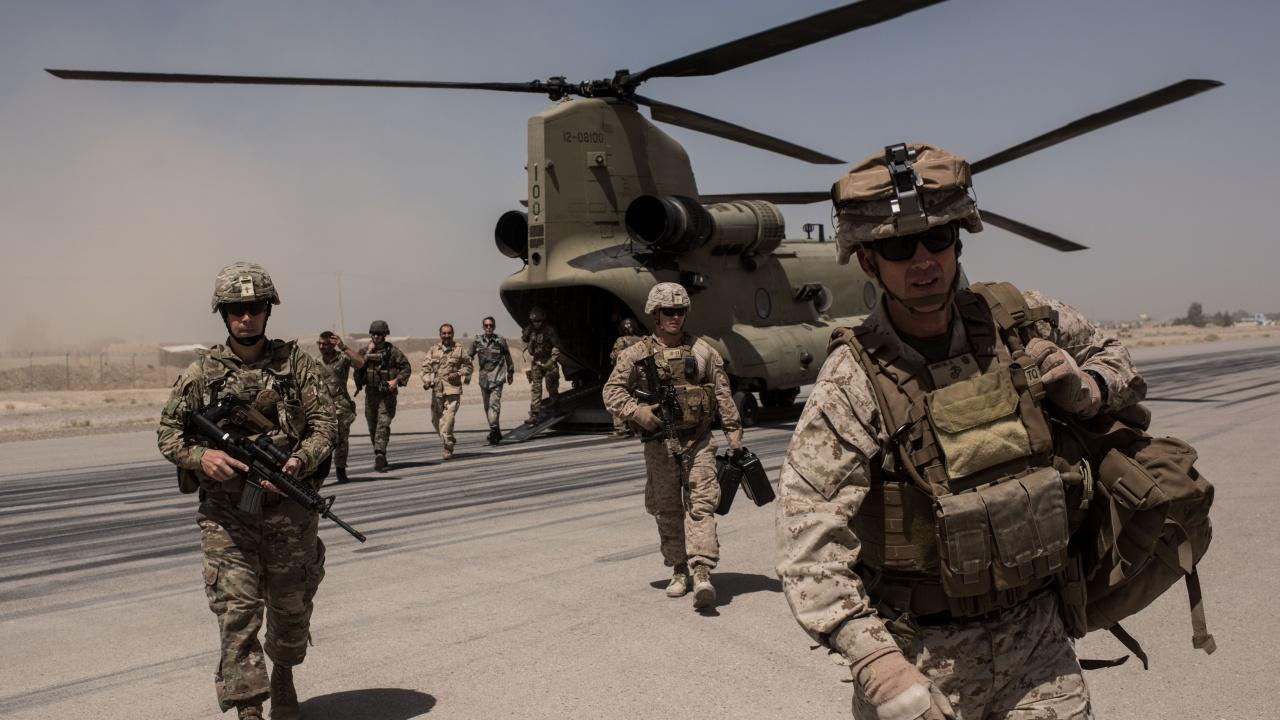 Войната в Афганистан показа границите на американската военна мощ