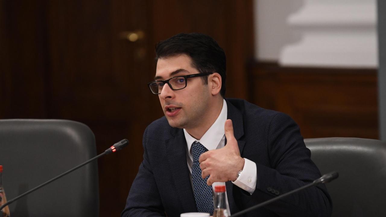 Атанас Пеканов: Финалното решение за Плана за възстановяване и устойчивост очакваме от партиите в парламента