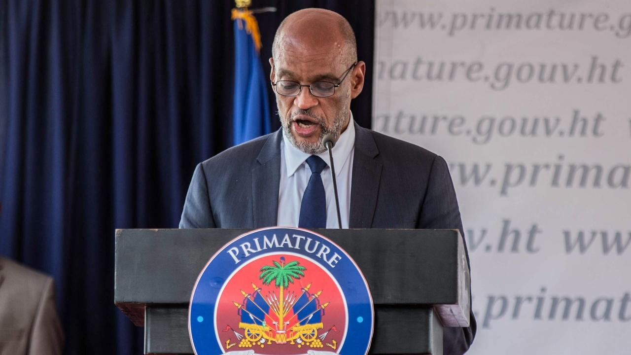 Ариел Анри официално пое поста премиер на Хаити