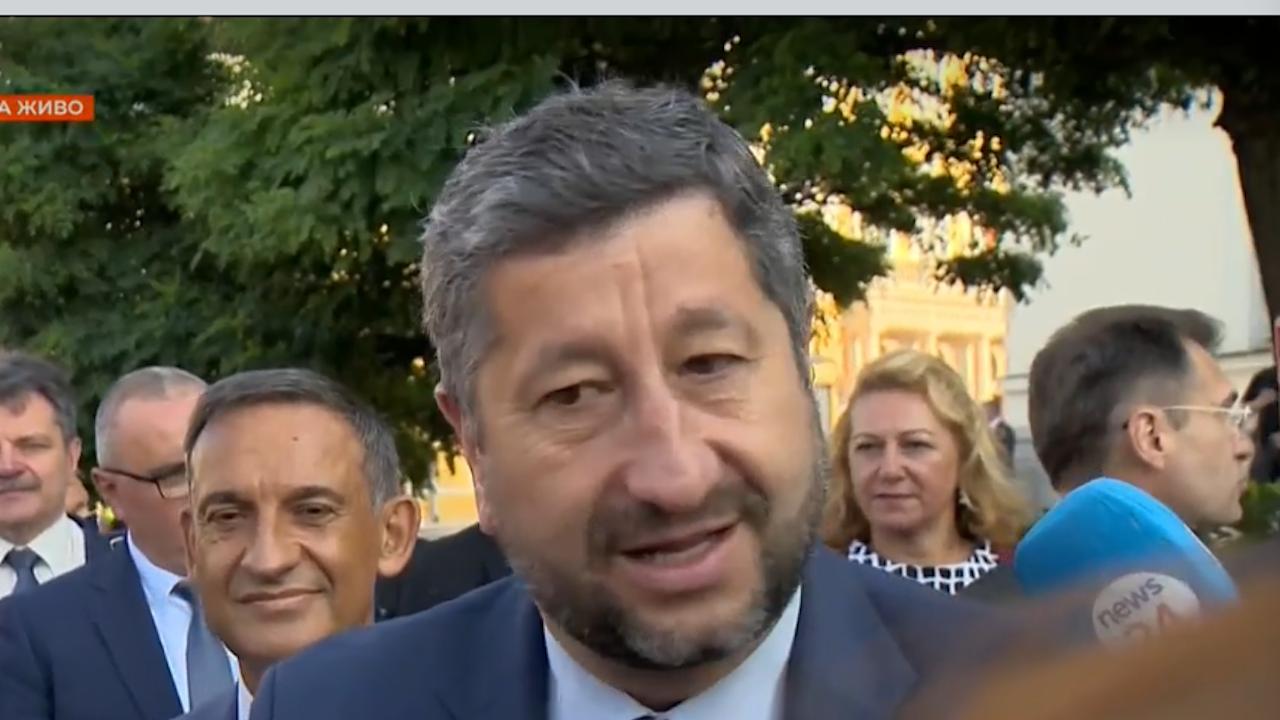 Христо Иванов: Трябва да успеем да направим правителство