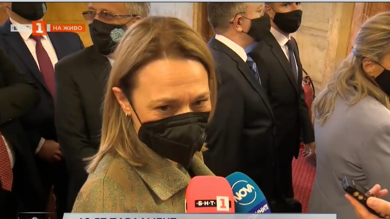 """Ива Митева от ИТН очаква този парламент да бъде """"още по-особен"""""""