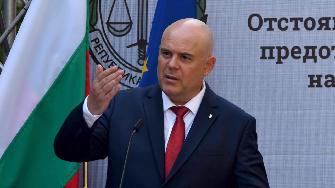 АЕЖ призова ВСС да освободи от длъжност главния прокурор Иван Гешев