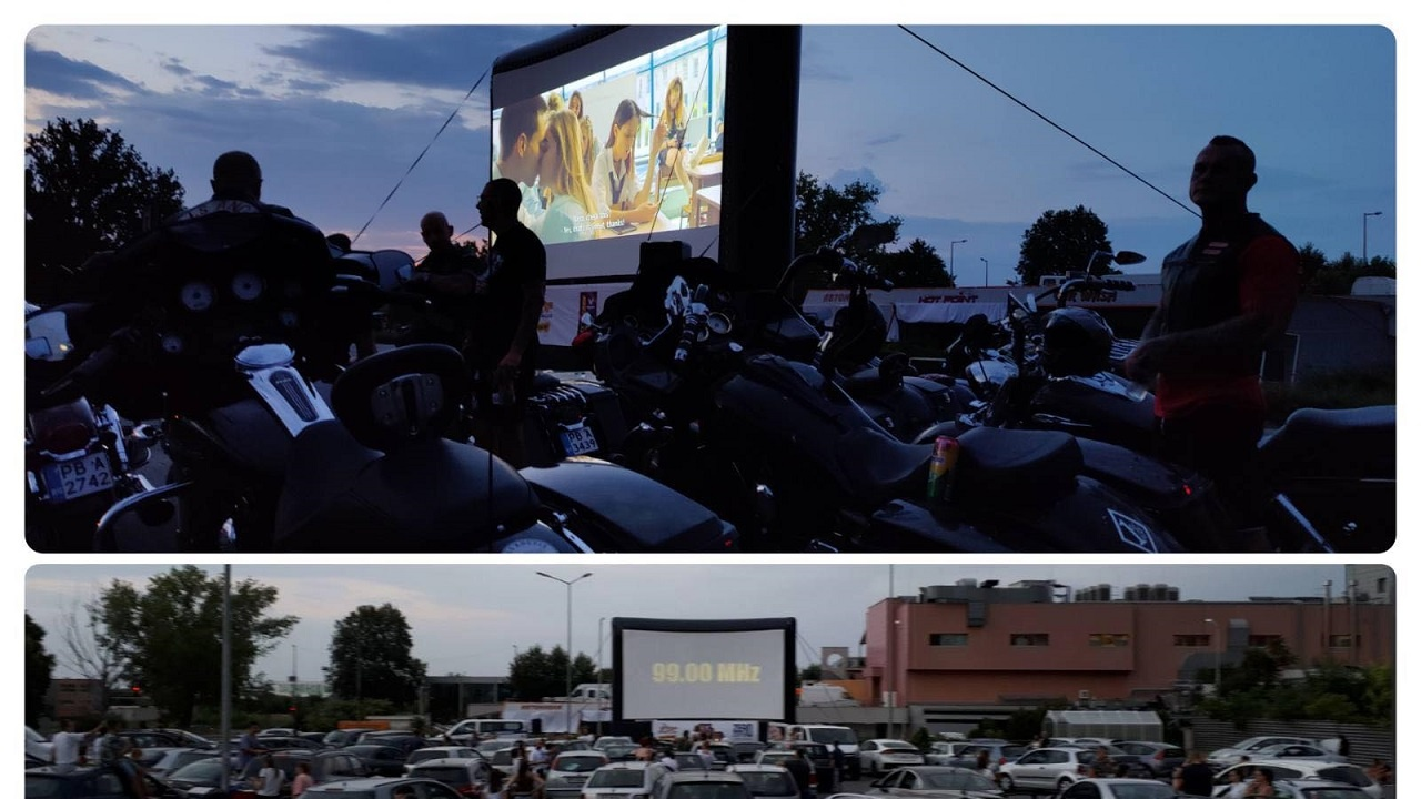 Втората кино вечер под звездите в Асеновград с още по-засилен интерес