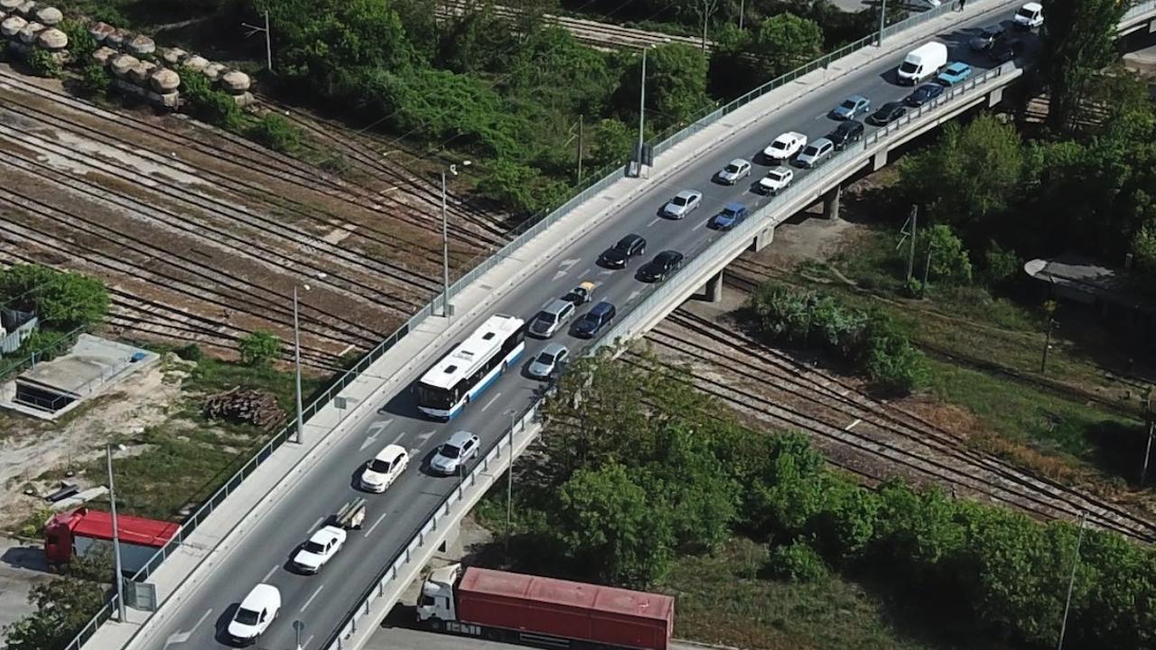 Спират движението от 9-ти до 10-ти км на път Калотина - Драгоман утре