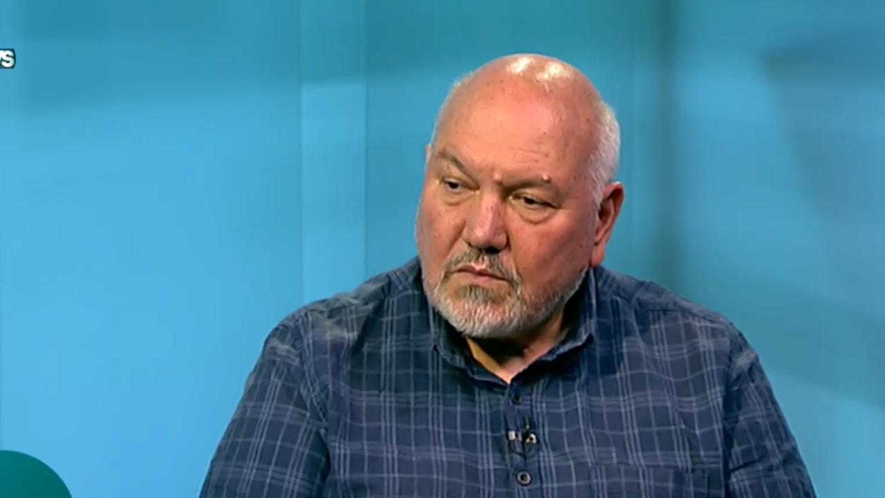 Проф. Александър Маринов: Николай Василев беше неприемлив за премиер