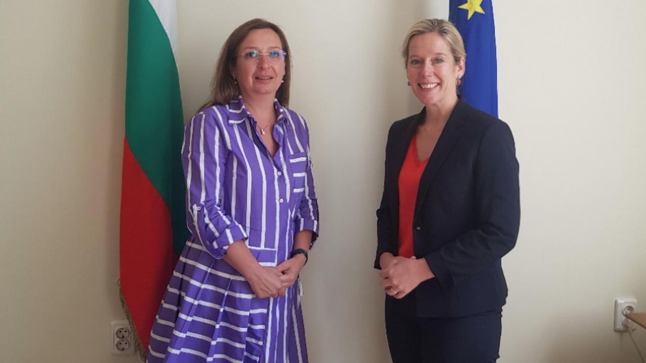ИСС ще продължи сътрудничеството с УНИЦЕФ в България