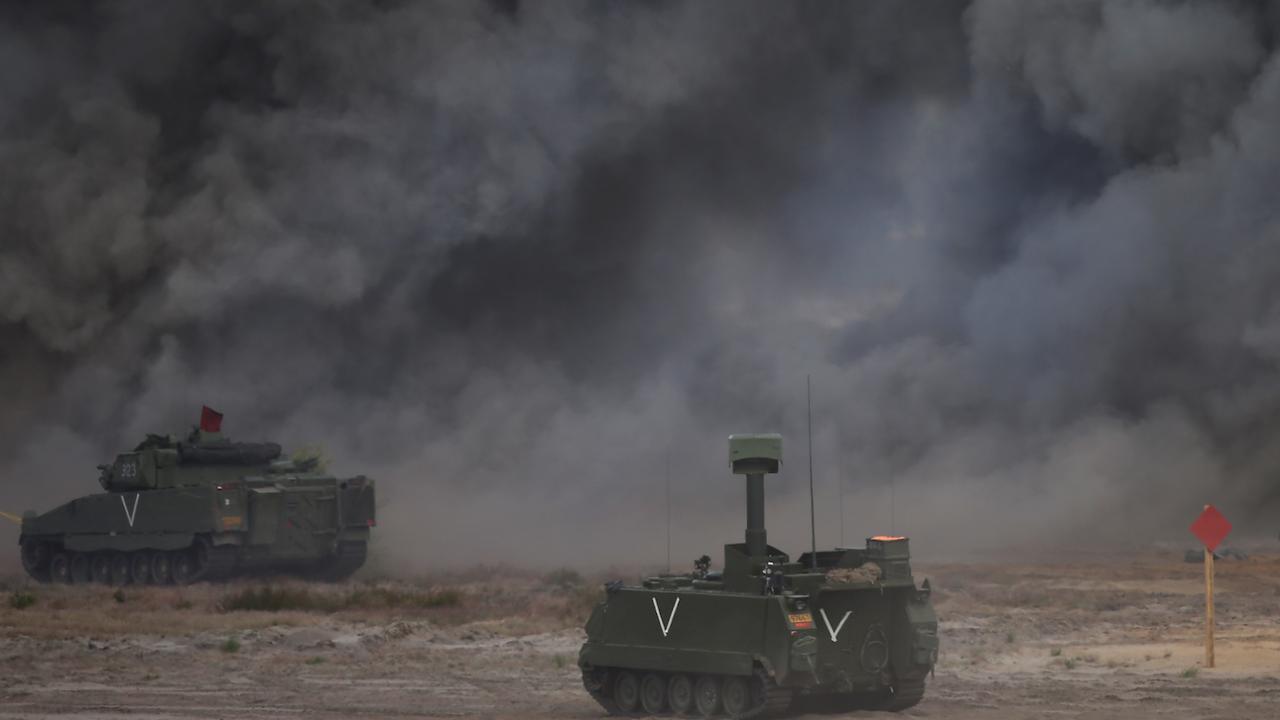 Таджикистан провежда най-големите военни учения в историята си