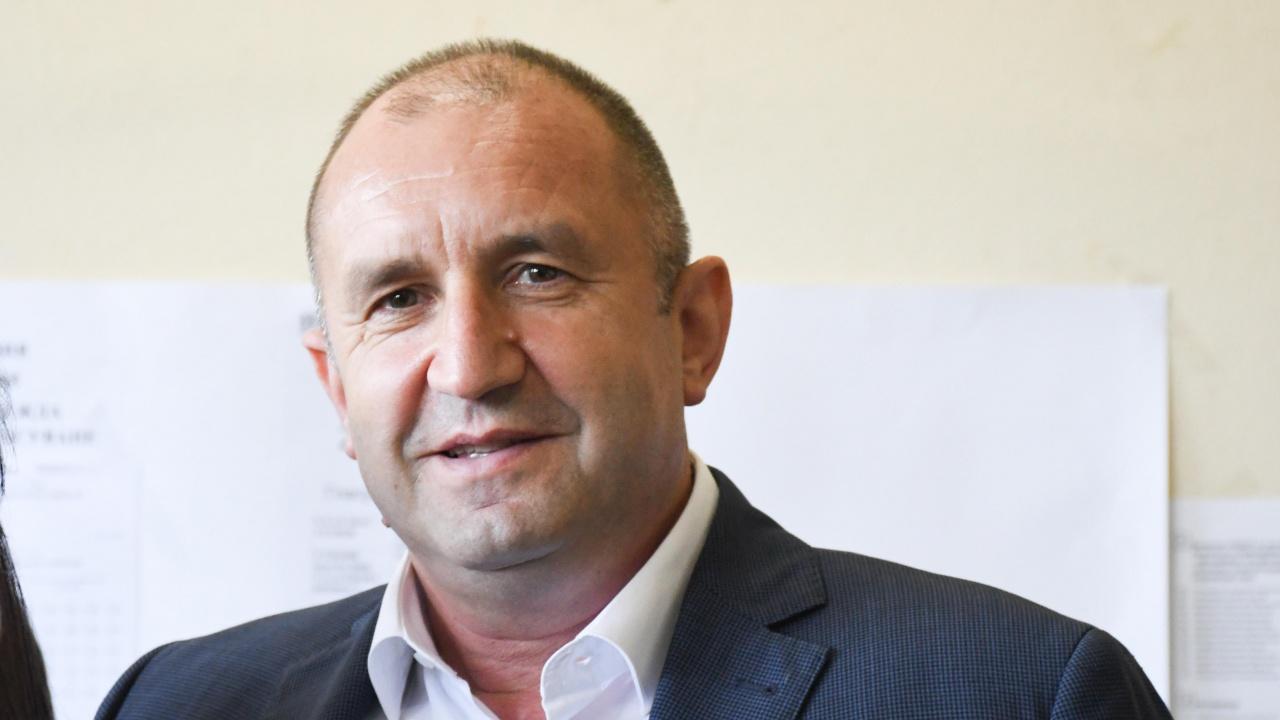 Румен Радев ще се срещне с ръководството на партия Граждански демократичен съюз от Република Северна Македония
