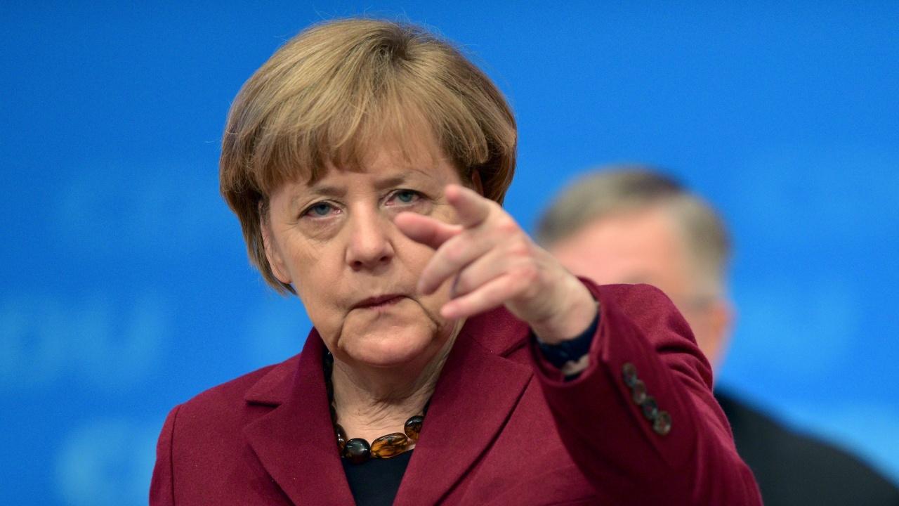 Меркел призовава германците да се ваксинират