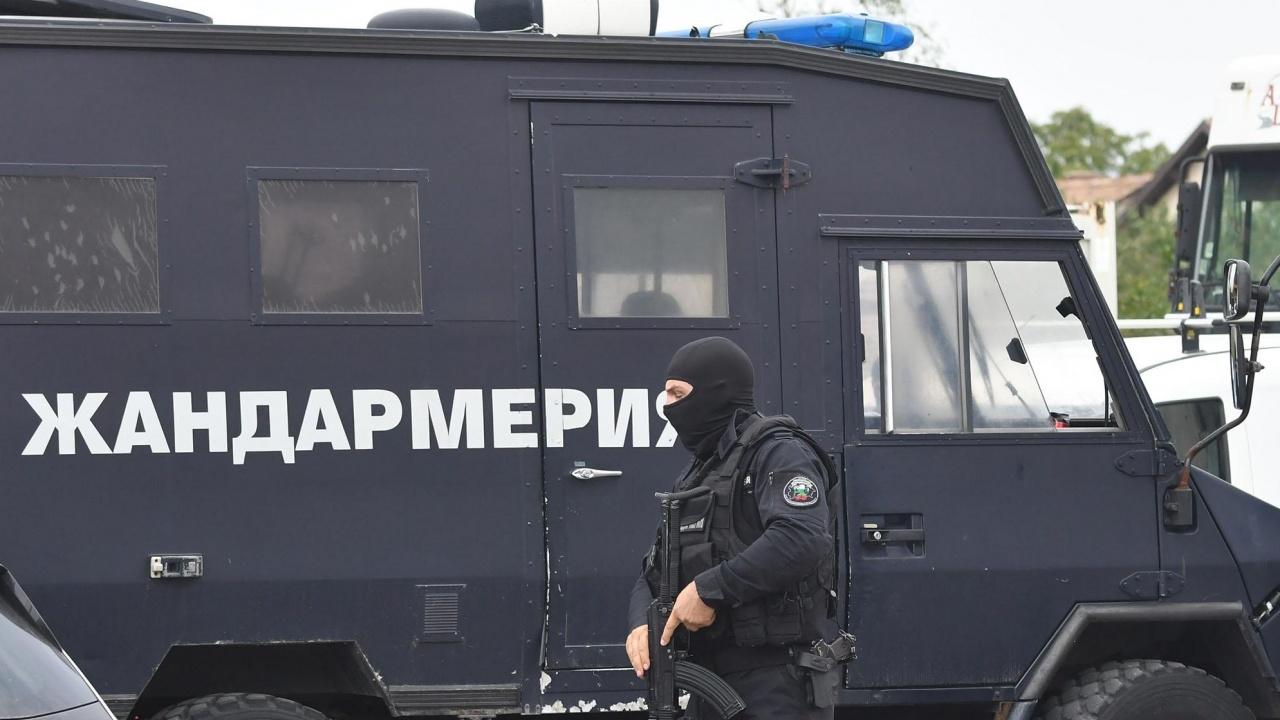 Акция на КПКОНПИ в Сандански