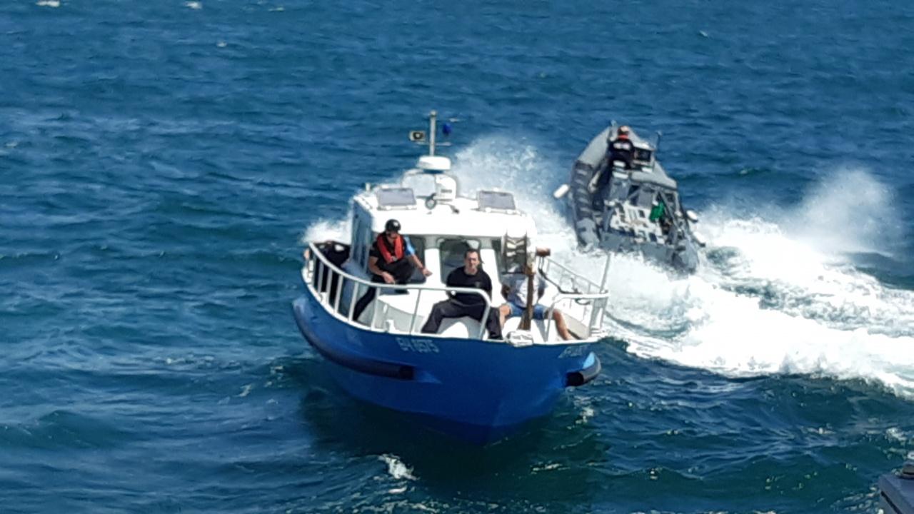 """Главна дирекция """"Гранична полиция"""" е домакин на международно морско учение под егидата на Frontex"""