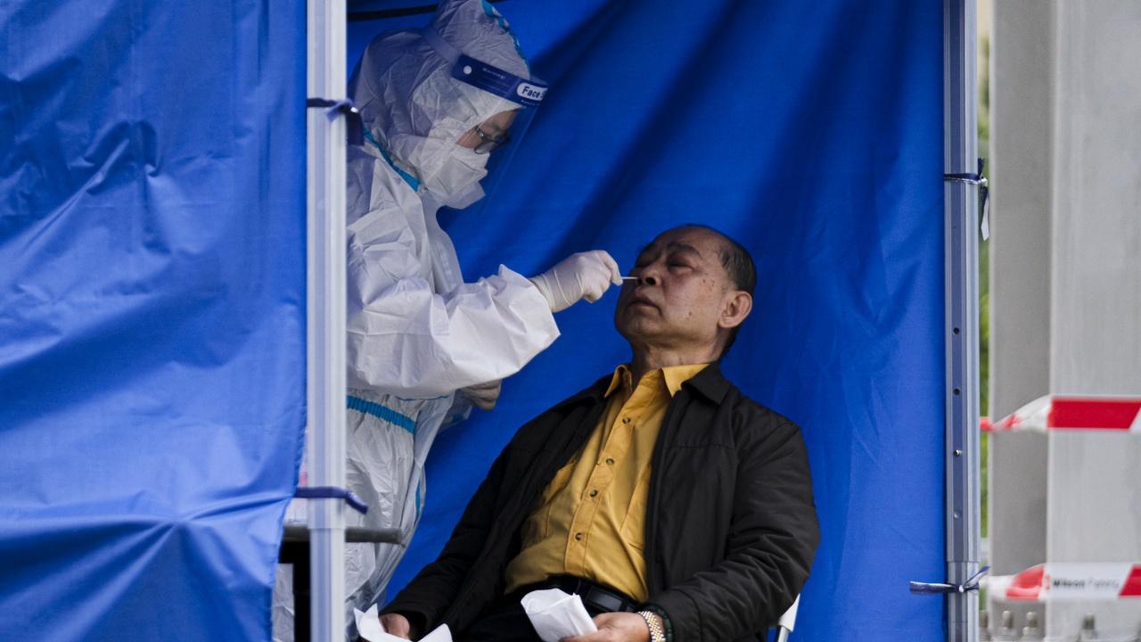 Шестмесечен пик на заразените с COVID-19 в Токио ден преди  старта на олимпиадата