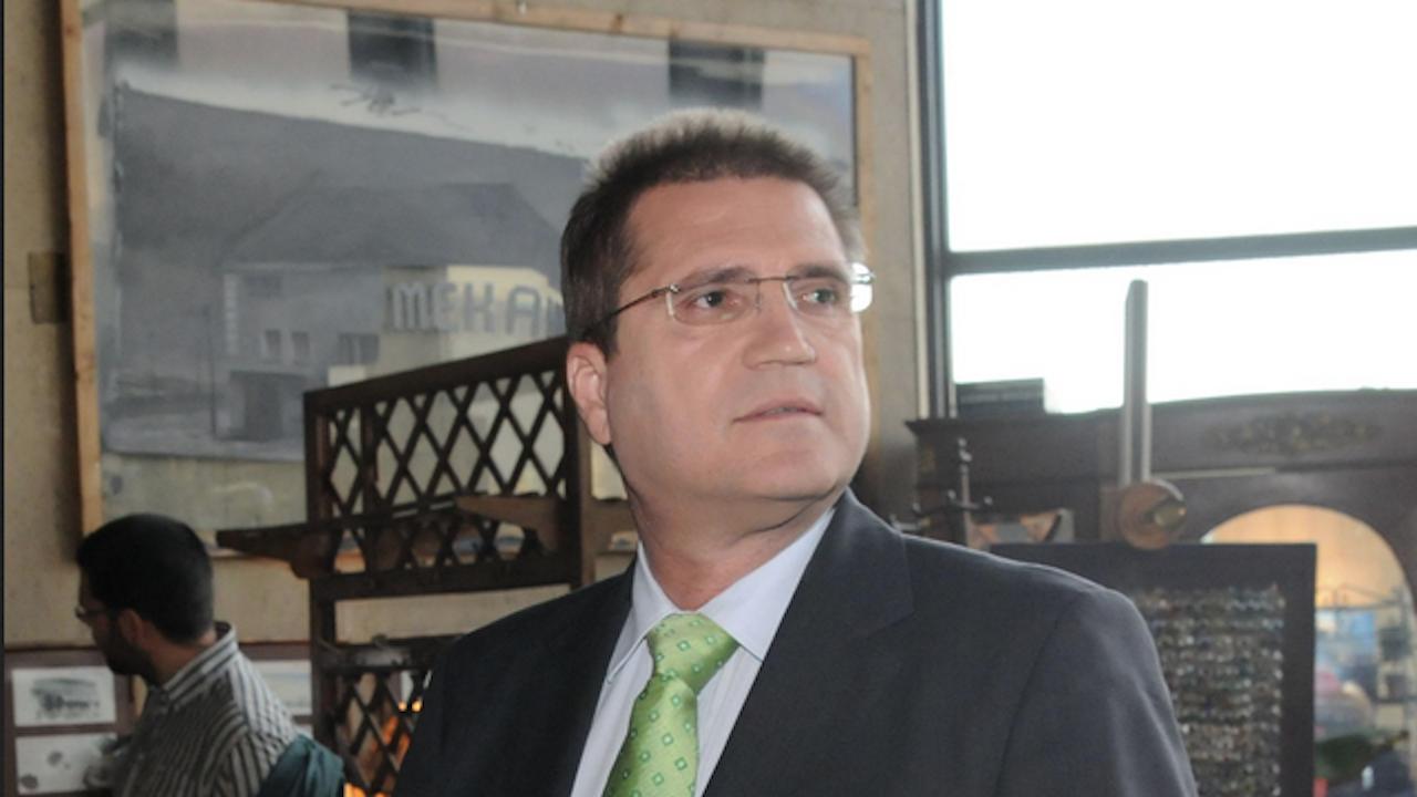Николай Цонев влезе в ръководството на ВиК холдинг