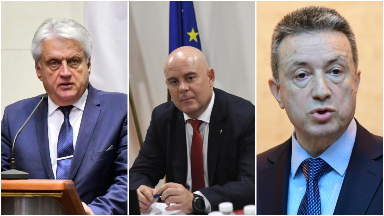 Бойко Рашков и Янаки Стоилов ще бъдат изслушани в НС заради Гешев