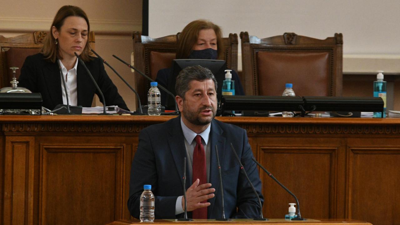 Христо Иванов: Да се опитаме да мръднем страната напред,  дори ако това означава да изправим някои пред съда