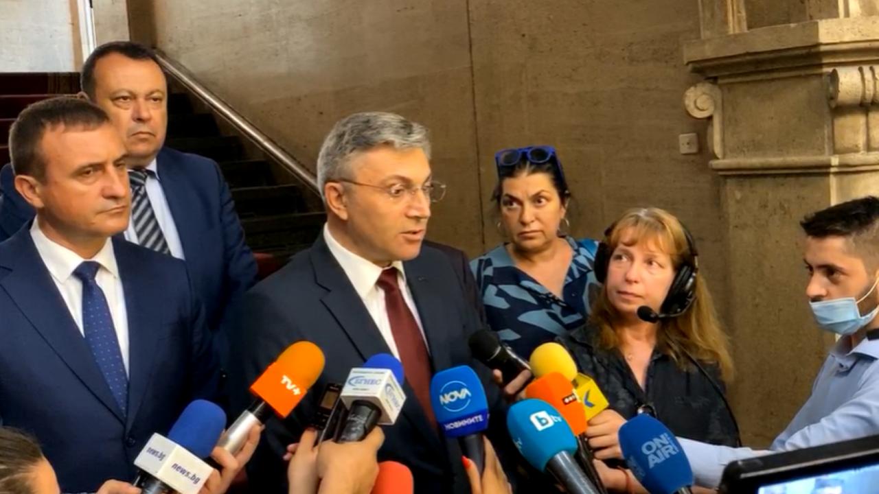 Карадайъ обяви при какви условия ДПС ще подкрепи правителство на Слави Трифонов