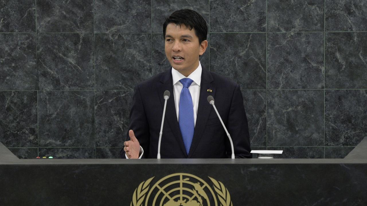 Шестима души са арестувани по подозрение, че са планирали да убият президента на Мадагаскар