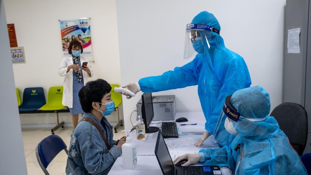 Виетнам отчете рекорден брой новозаразени с коронавирус
