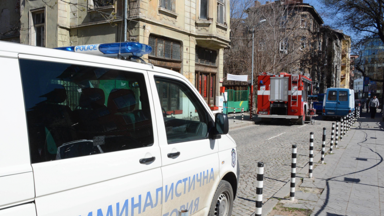 Полицията в Пловдив изяснява обстоятелствата около смъртта на 40-годишен мъж