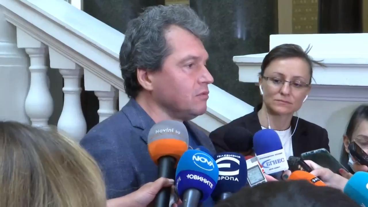 Тошко Йорданов: Няма проблем да се отиде на нови избори, ако не получим подкрепа за кабинет
