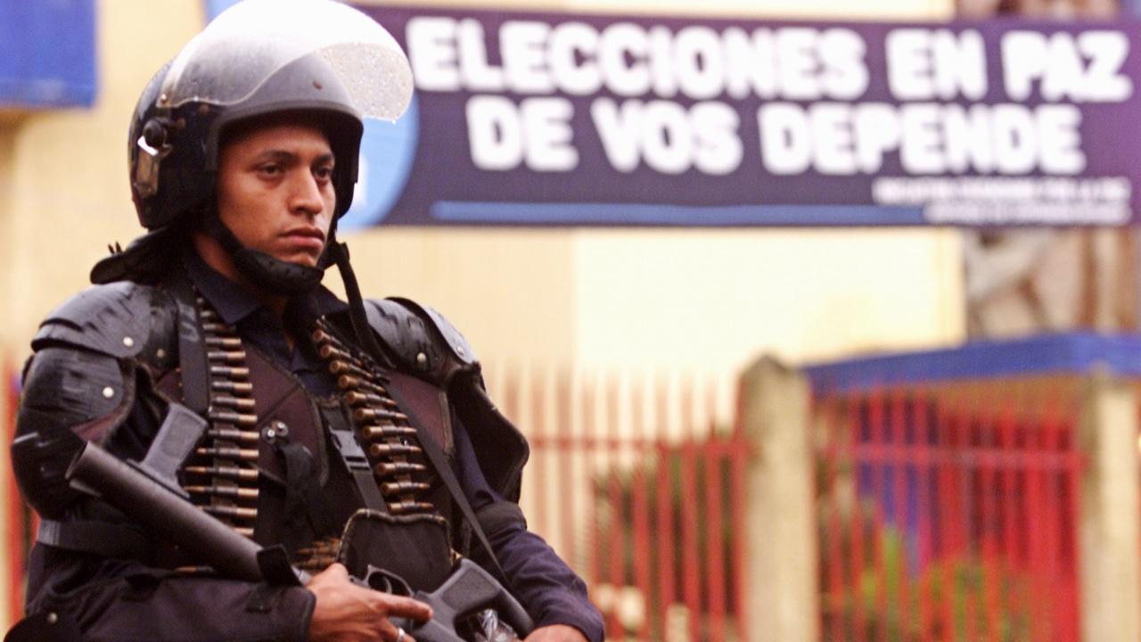Седми подред кандидат-президент на Никарагуа бе поставед под домашен арест