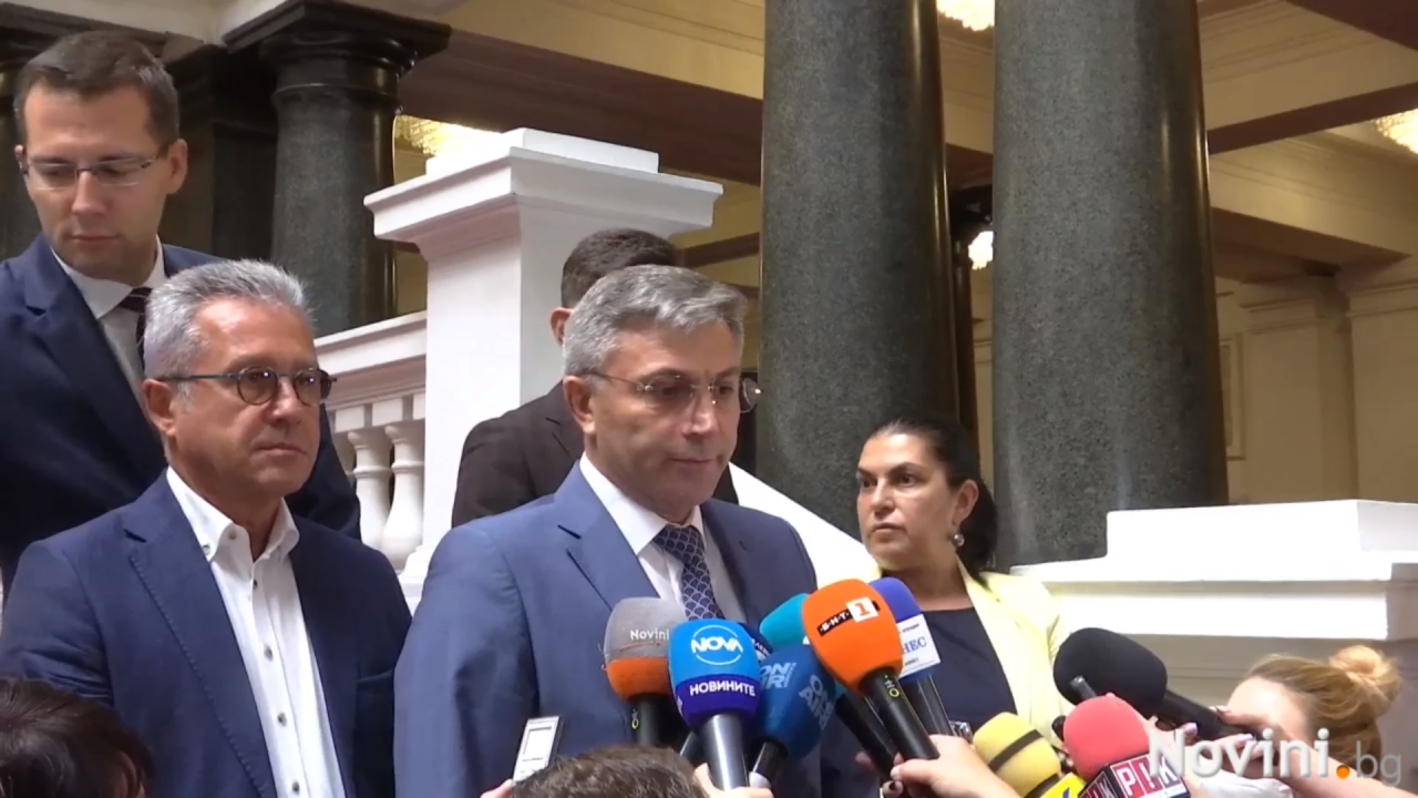 Мустафа Карадайъ: Поставихме едно неотменимо условие пред ИТН