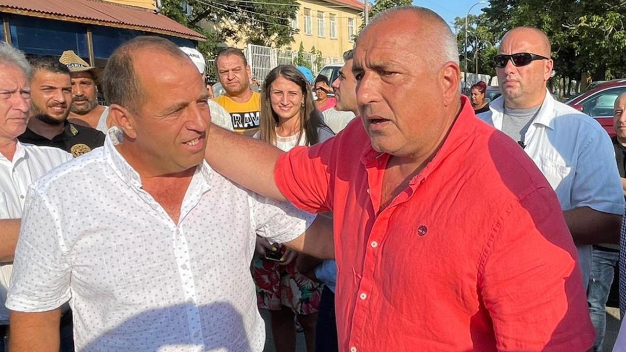 Борисов: Ще се борим за демокрацията