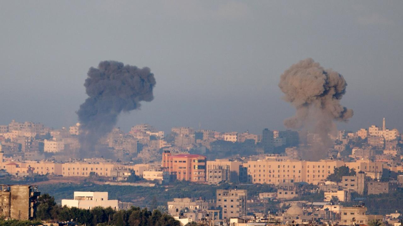 Израел нанесе въздушни удари по ивицата Газа