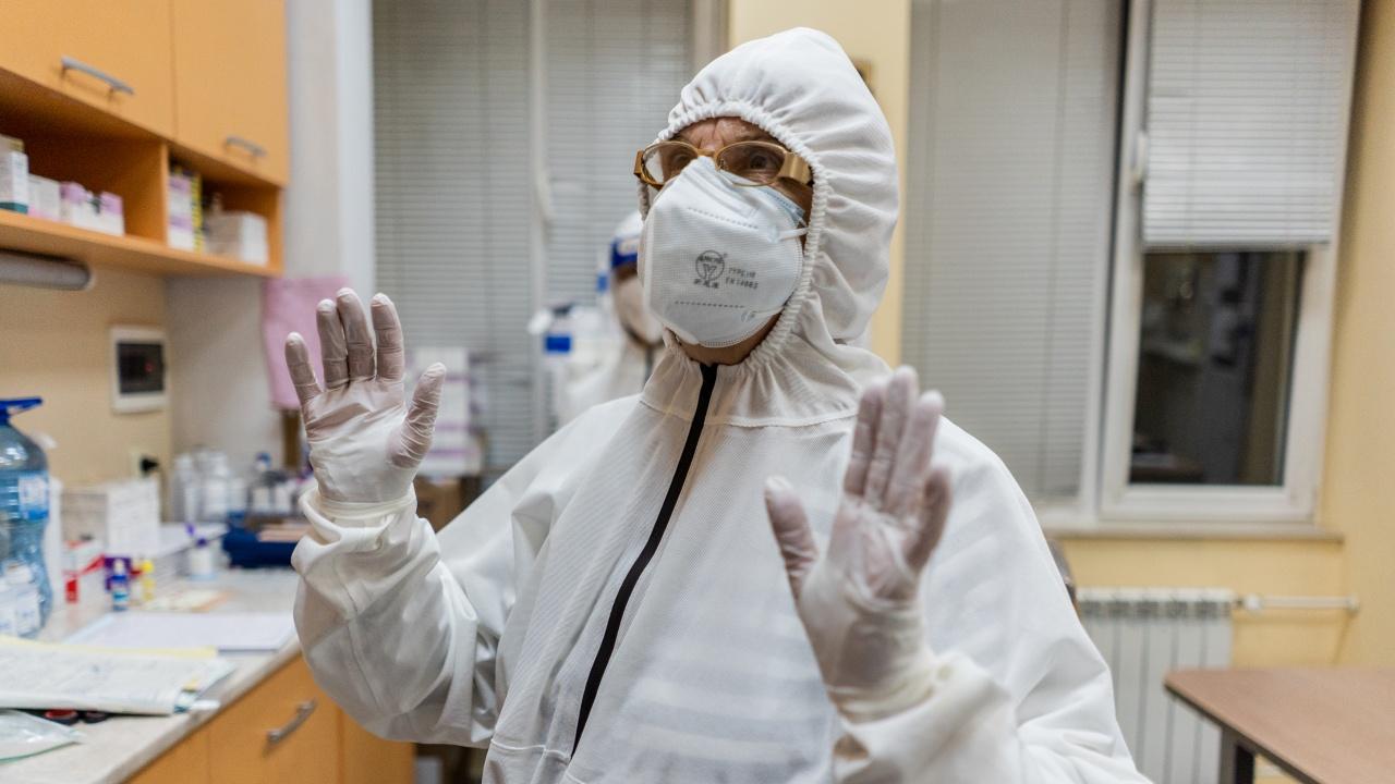 COVID отделенията на болниците в Лом и Берковица са празни