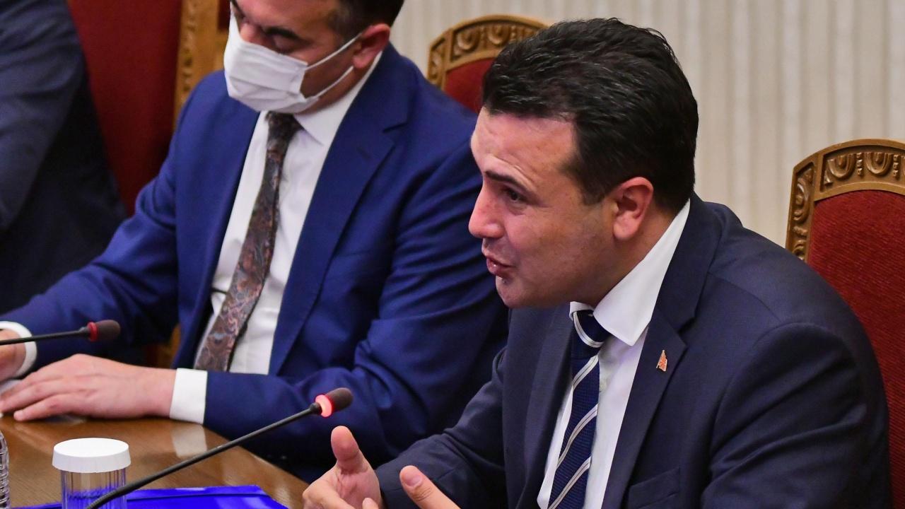 Зоран Заев: Не можем утре да впишем българите в конституцията