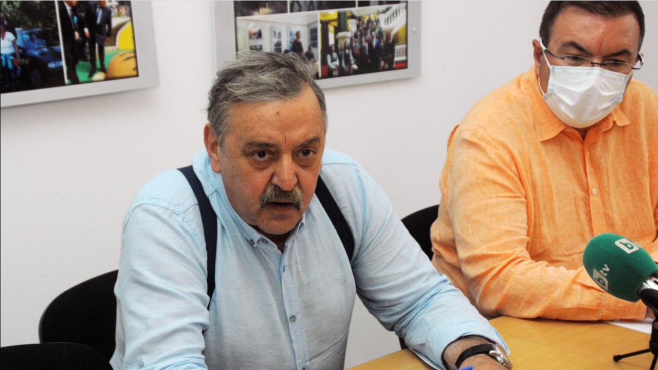 Проф. Кантарджиев: Измина последната спокойна седмица по отношение на  разпространението на COVID-19