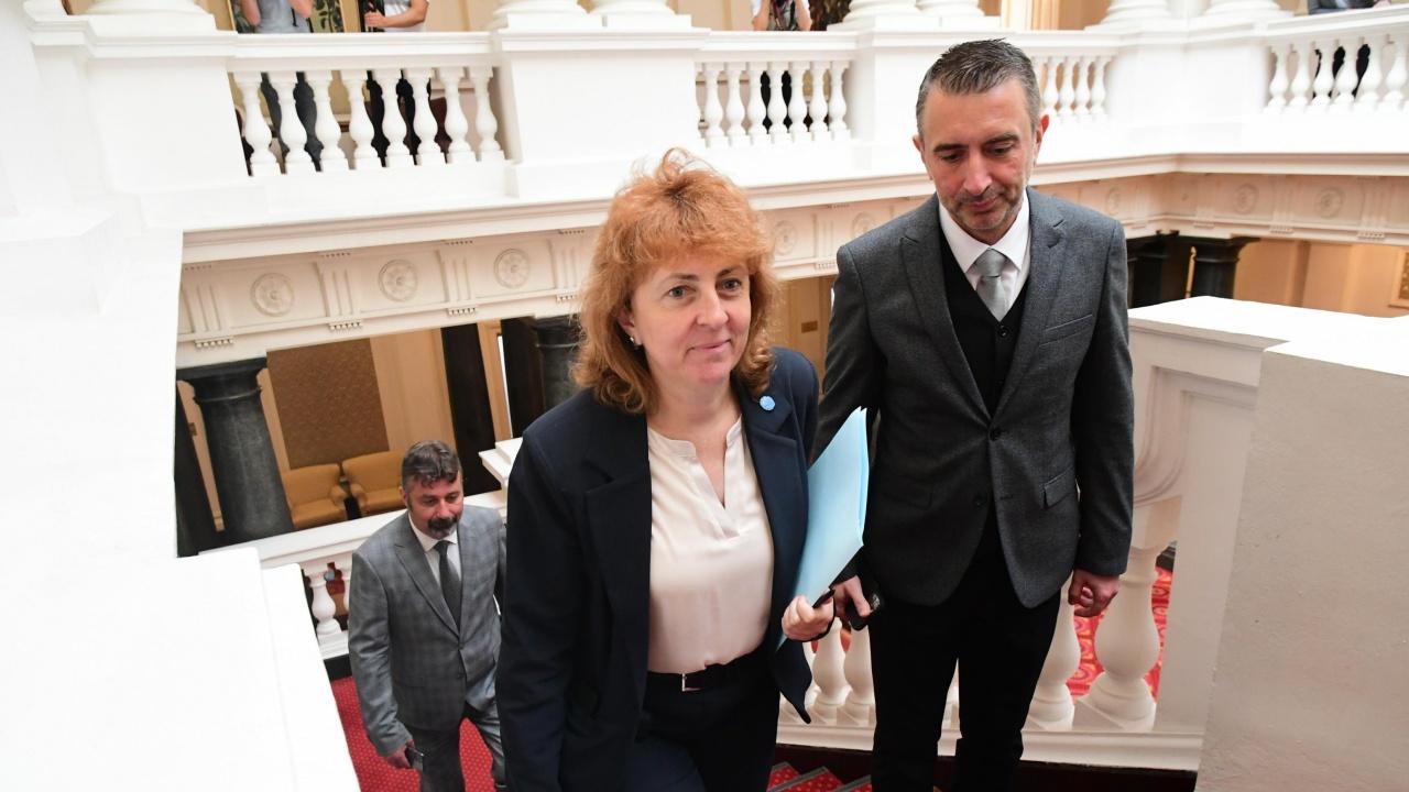ИТН продължава експертните разговори с парламентарно представените политически сили за бъдещо управление