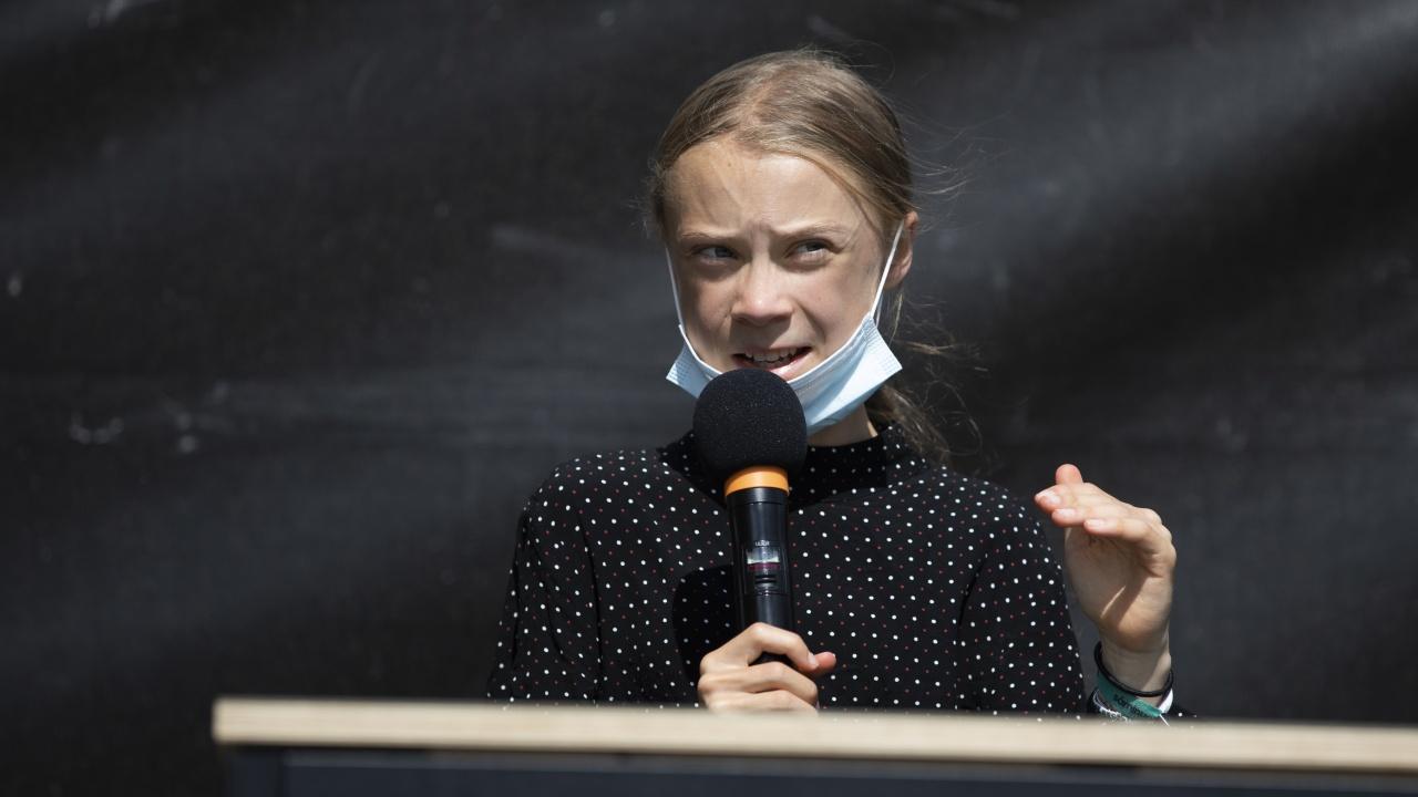Грета Тунберг се ваксинира срещу Ковид-19