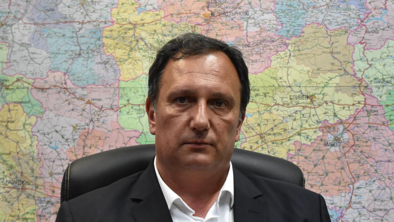 Инж. Ивайло Денчев е новият временен шеф на АПИ