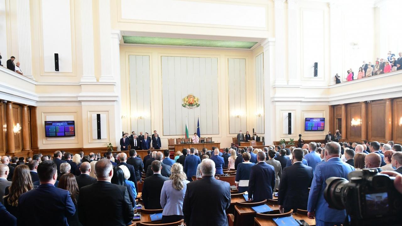 Минчо Христов положи клетва като депутат от БСП