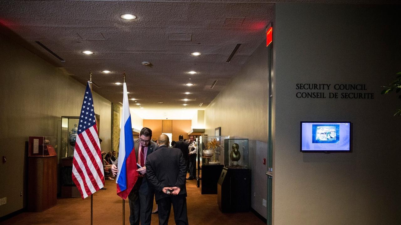 В Женева започнаха разговори между САЩ и Русия за ядрена стабилност