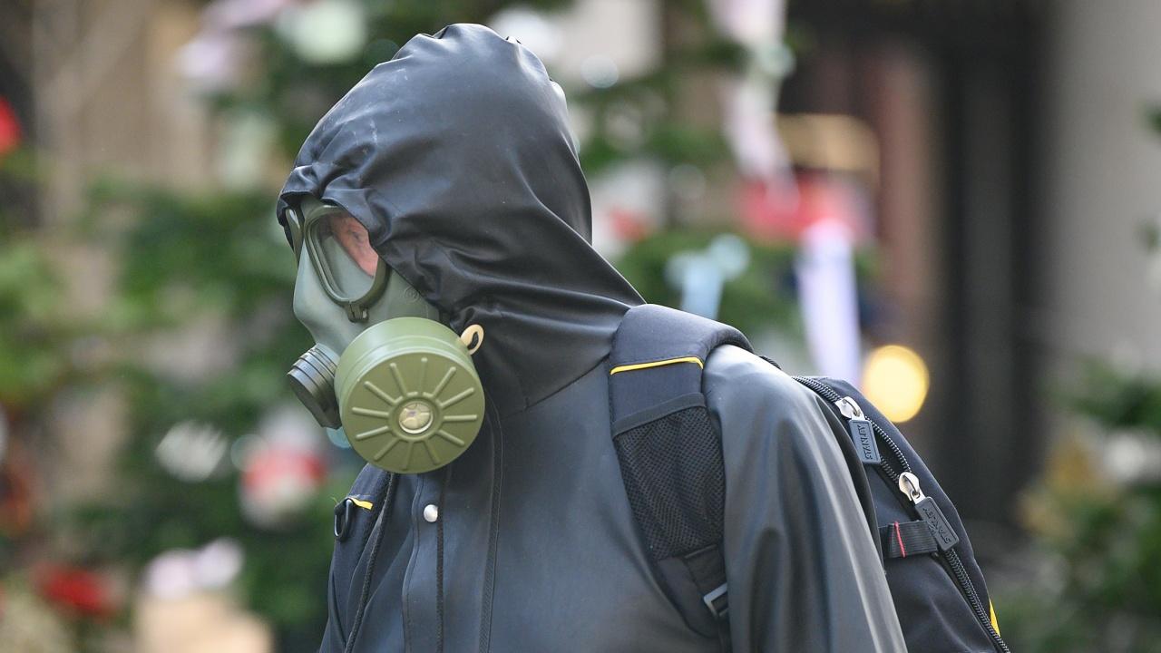 Токсини над Леверкузен след взрива?