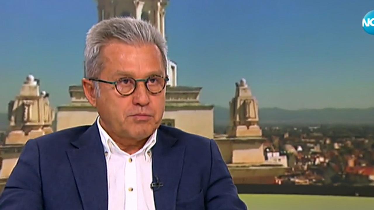Йордан Цонев: ДПС е твърдо против да има  министри от служебния кабинет в редовния