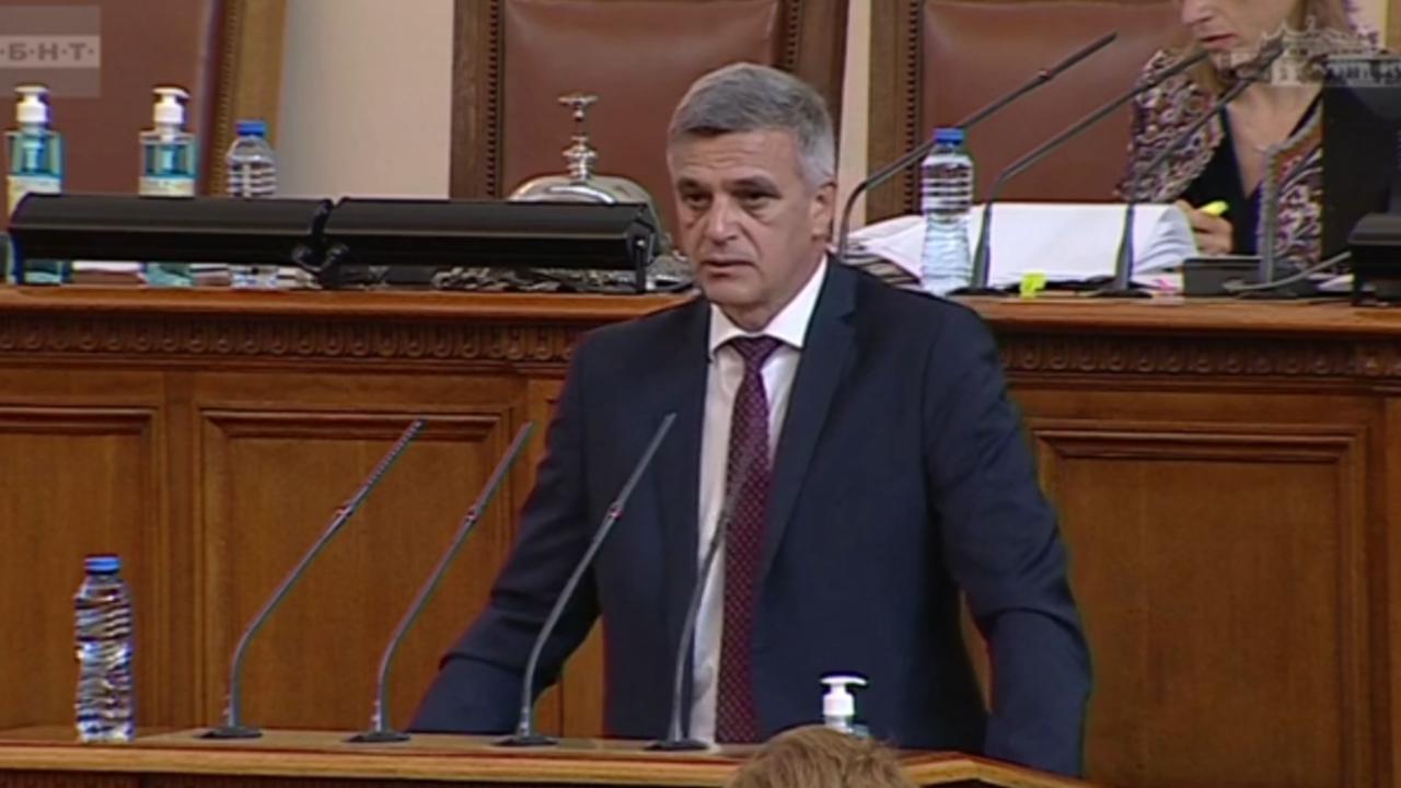 Стефан Янев: Заварената финансова картина беше меко казано притеснителна