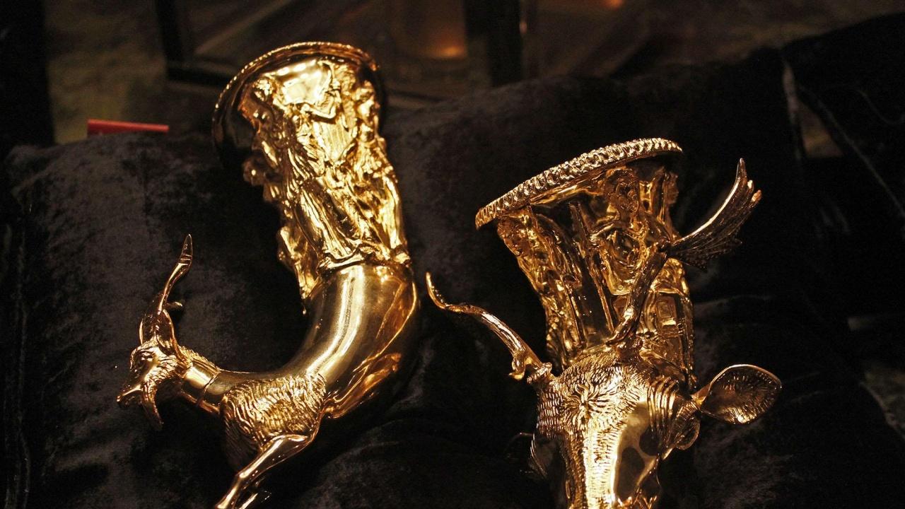 """Панагюрското златно съкровище ще заблести в """"Двореца"""" в Балчик"""