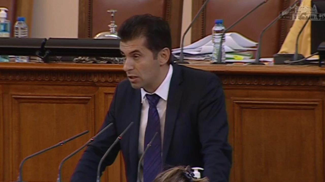 НА ЖИВО: Кирил Петков с шокиращи разкрития за дейността на ББР