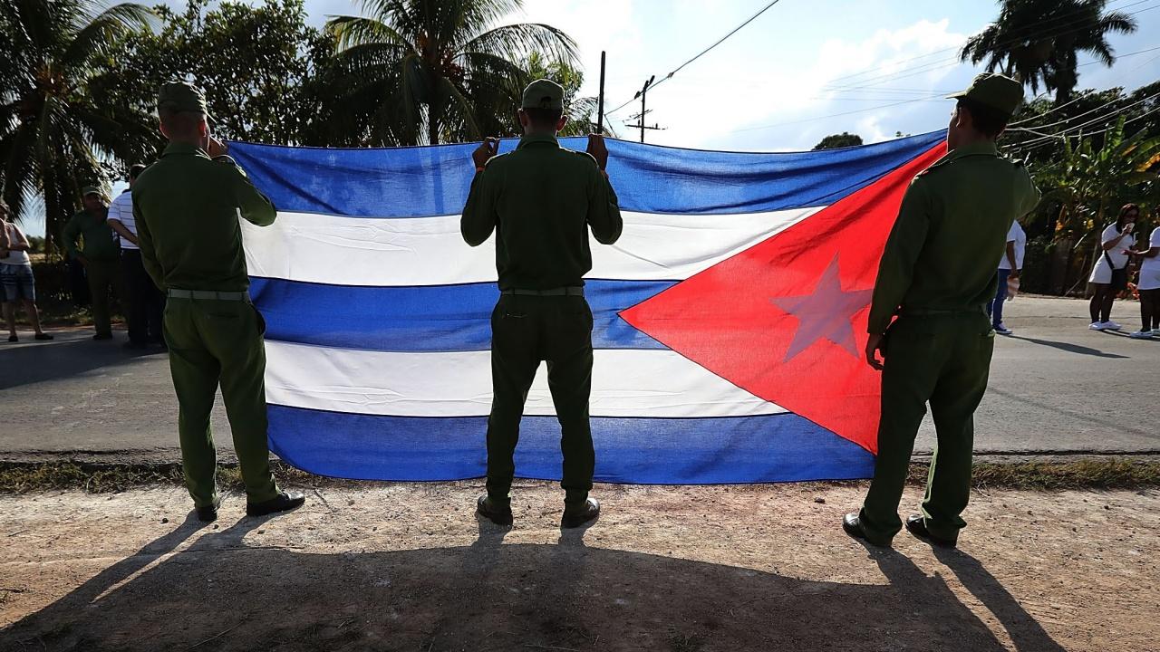 Петима високопоставени генерали починаха за дни в Куба