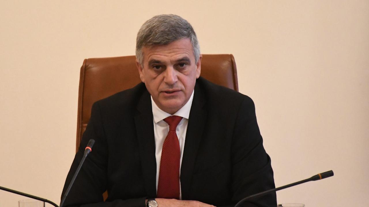Стефан Янев: Актуализацията на бюджета е знак за отговорно поеведение