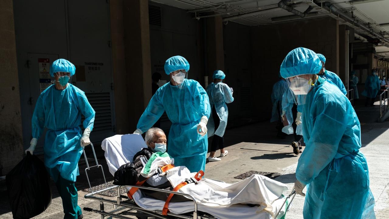 Вариантът Делта на коронавируса се разпространява в Китай и достигна Пекин