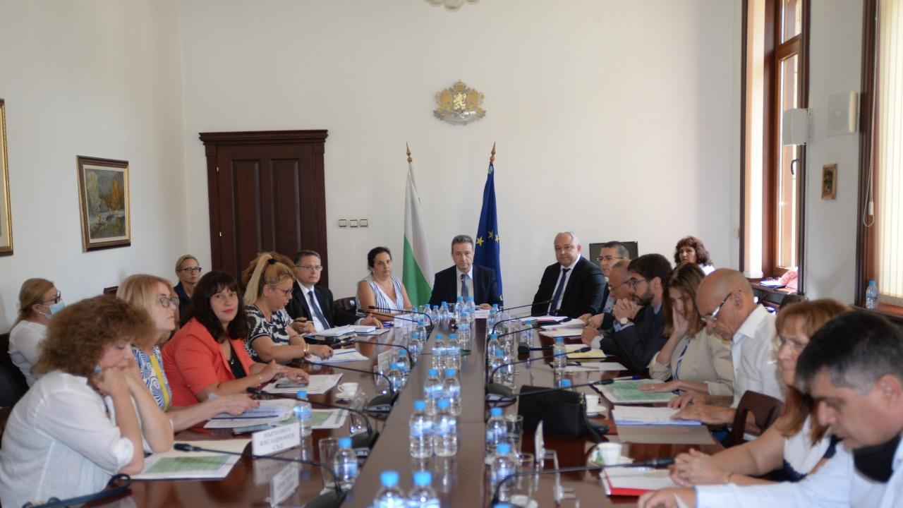 Съветът за съдебна реформа обсъди процедурата за търсене на отговорност на главния прокурор