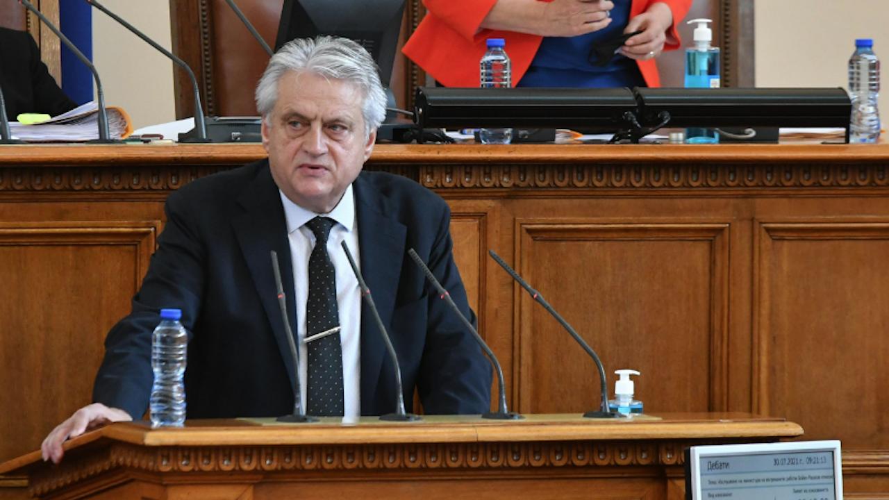 Бойко Рашков: Служителите на МВР в предизборния период са изпълнили задълженията си по закон
